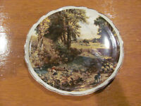 The Cornfield Plate by John Constable