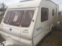 Bailey ranger 510/4 2004 4berth touring caravan