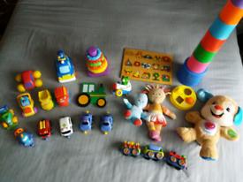 Baby-Toddler toys