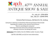Antique Show & Sale