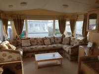 ***Static caravan for sale North Wales 2 minute walk to the beach!!