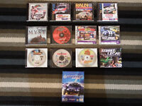 13 PC Video Games Various Tittles