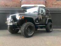 Jeep Wrangler 4.0 Sport, Off Roader, Monster Truck px swap