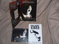 Manhunt for PC - Complete in VHS box