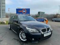 2009 BMW 5 Series 2.0 520D M SPORT BUSINESS EDITION TOURING 5d 175 BHP Estate Di