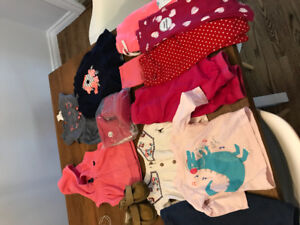 6 months- baby outfits & shoes