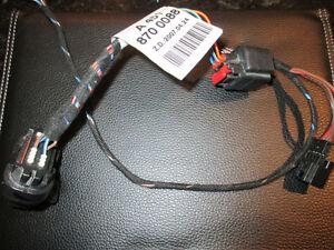 Smart fortwo airbag - occupant classification module and harness Regina Regina Area image 2