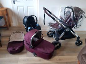Mamas and Papas Ocarro Travel System