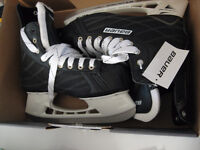 nike bauer patin a glace ice skating shoes hockey