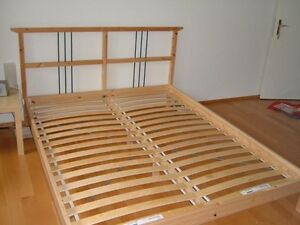 Bed Frame from ikea double $60