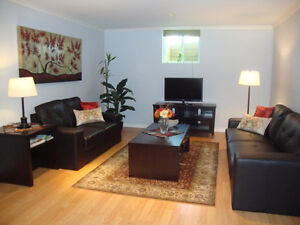 WALKING DISTANCE TO HOSPITAL (Legal basement apartment)