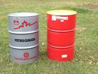 Barrel/drum
