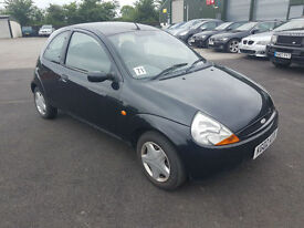 2003 Ford Ka 1.3 PETROL PX TO CLEAR