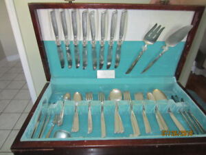 For Sale: Vintage South Seas Community Silverplated Cutlery