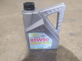 80w90 gear box