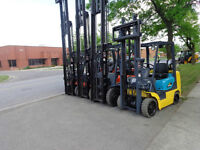 Forklift Electric and LPG for sale