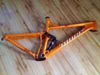 Cadre de vélo de montagne
