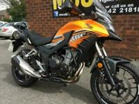 Honda CB500 2XA-H 2017 with 12500 mies
