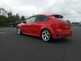 2006 Colorado Red Ford Focus ST-2 (NOT gti, Ford, golf r32, rs, bmw, Audi, mini, Clio, a4, Honda)