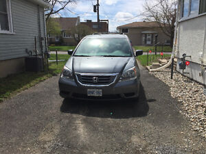 2010 Honda Odyssey Ex Minivan, Van