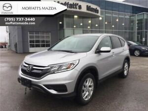 2015 Honda CR-V SE  - Bluetooth -  Heated Seats - $168.44 B/W