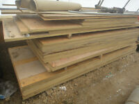 Advance Plywood 1 1/4 in coated