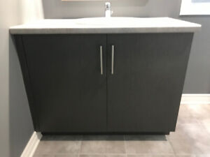 Bathroom Vanity with sink and faucet $675.00
