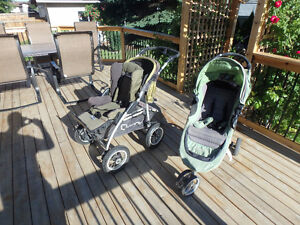 Baby strollers plus extra