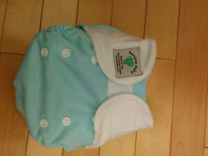 6 Bamboo Baby Dri-Line Cloth Diapers - Never Used