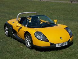 1997 Renault SPORT SPIDER 2.0