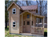Country Cottage Playhouse - Fund Raiser for your Group?