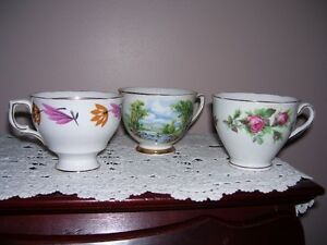Colclough Tea Cups