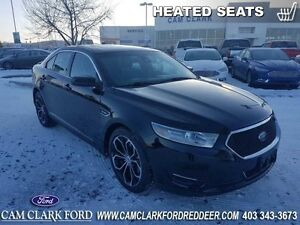 2016 Ford Taurus SHO   - Cooled Seats - Heated Seats - Low Milea