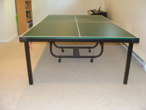 Table de ping pong Wilson