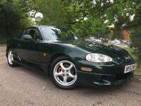 2004 Mazda MX-5 1.8i (Option Pack) with Hard Top, Only 42k miles, MOT 05/18