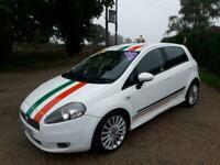 2009 Fiat Grande Punto 1.6 Multijet Sporting Hatchback DIESEL Manual