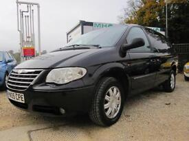 Chrysler Grand Voyager 2.8CRD auto Limited*STOW N GO 7 SEATS