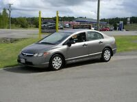 2008 HONDA CIVIC***ONLY 109000KM***NEW TIRES***