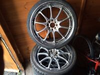 Alloys 19 inch wery good tyres past ewry