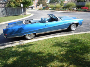 1969 Buick Electra 225, con.  Original and ready for summer