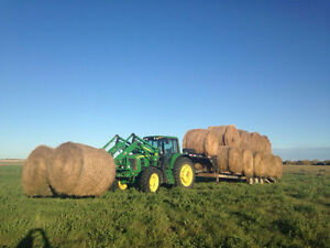 2016 5x6 hay bales for sale Regina Regina Area image 1