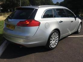2009 VAUXHALL INSIGNIA 2.0 T 16V ELITE 5 DR ESTATE ONLY ONE IN UK