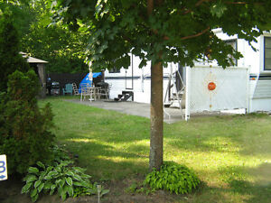 NORTHLANDER LEGACY TRAILER 40' AT BEAUTIFUL SAUBLE BEACH