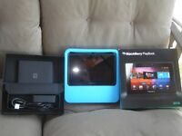 Blackberry Playbook 32G with case