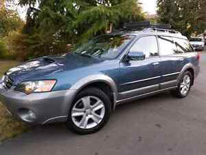 2005 Subaru Outback XT Ltd Wagon