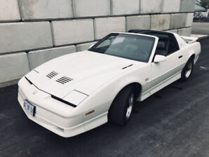 1989 Pontiac Firebird GTA for sale