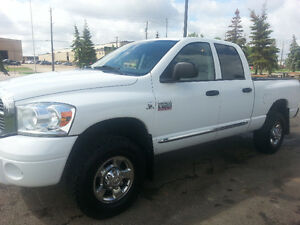 2008 Dodge Ram 2500 Diesel Q/C Laramie REDUCED!