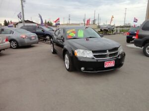 2008 Dodge Avenger SXT Sedan E-TESTED & CERT