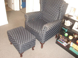 Electric Lift Chair with storage stool
