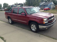2005 Chevrolet Avalanche LT fully loaded